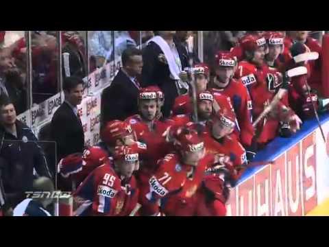 Канада   Россия 4   5  Чемпионат Мира по хоккею 2008  Финал