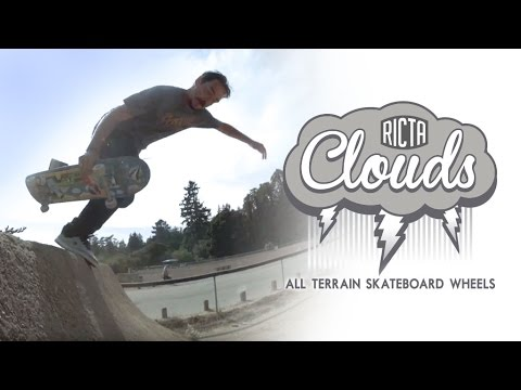 Caswell Berry: Ricta Clouds All Terrain Wheels