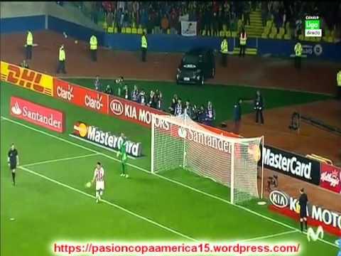 (Emocionante Relato) Paraguay 1 Brasil 1 (4-3)  (Relato Bruno Pont)   Copa America 2015