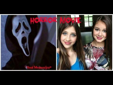 Пародия на страшилки Видео№3 (BestMemories:)