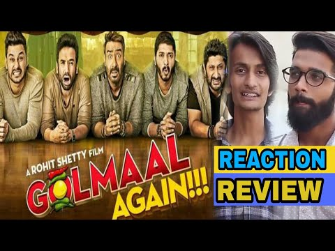 Golmaal Again movie review | Full Analysis Golmaal Again Boxoffice Collection Reaction, Ajay Devgn thumbnail