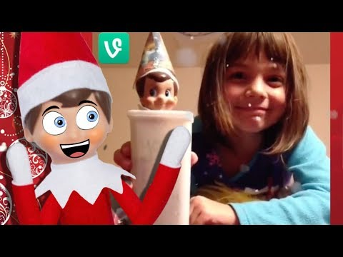 TRY NOT TO LAUGH - Elf on the Shelf ULTIMATE Edition #1 FKV Christmas 2017