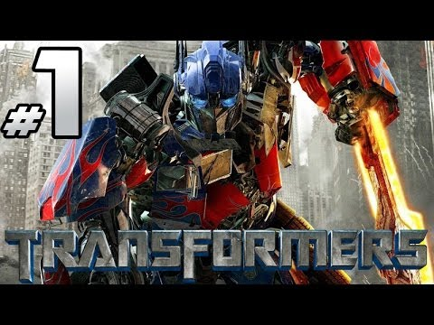 Transformers: The Game - Autobot Campaign - Part 1 - Destroy Everything! video