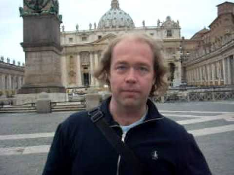 Italian for Tourists: Basic Italian Verbs at St. Peter's in the Vatican