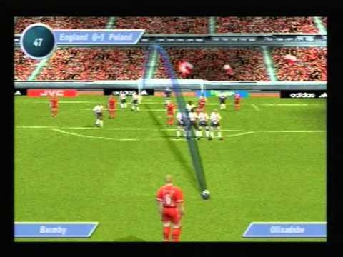 David Beckham soccer ps1 playstation one