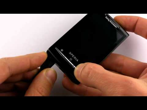Unlock Sony Ericsson Xperia X10 mini via USB