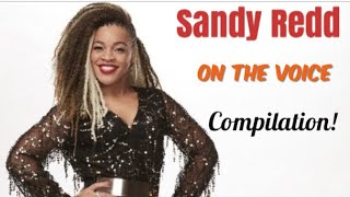 SANDY REDD - compilation[ READ DESCRIPTION!]