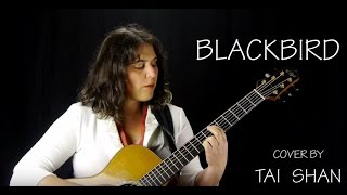 Beatles - Blackbird Acoustic (Cover by Tai Shan)
