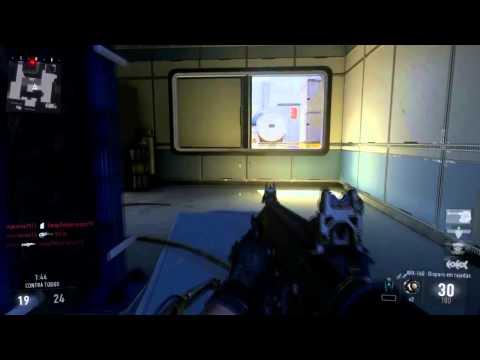 Medalha de Impiedoso no Call Of Duty Advanced Warfare com ARX-160