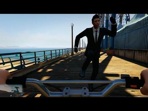 GTA V ONLINE Online | AMIGOS O ENEMIGOS!? #162 - GTA 5 (PC) Gameplay