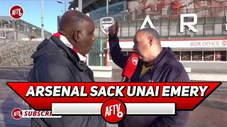 I Like Nuno But He's Not The Elite Level Manager We Need! (Claude) |  Unai Emery Sacked