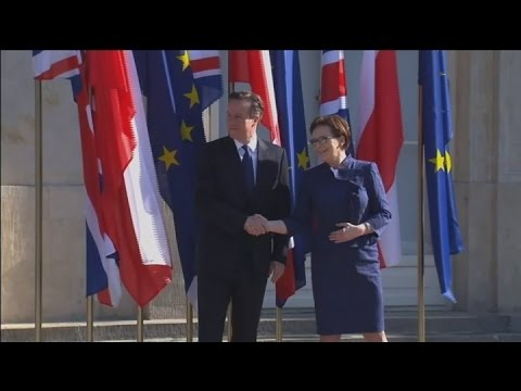 UK Pushes EU Reform: Poland rejects UK proposals to limit EU freedom of movement