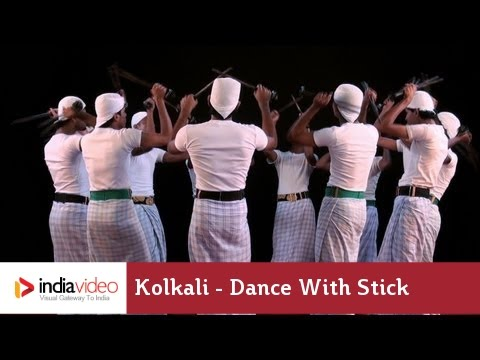 Kolkali – Dance with sticks