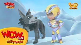 Cậu Bé Robot Siêu Clip 9 - Vir : The Robot Boy - Cartoon Movie - Cartoons For Children