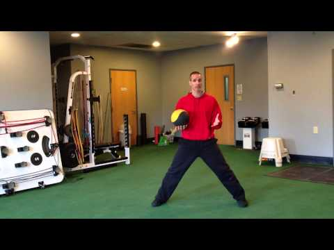 Medicine Ball Training for Speed with Lee Taft Image 1