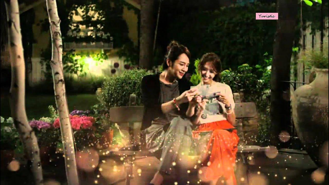 Yoona Love Rain Kiss 120529  Love Rain Episode 20