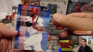 Tu, 01/15/19    Jaspy's 7Box High-End Baseball Mixer RT #1