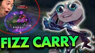 download lagu Fizz Mid Is Amazing How To Carry From Mid gratis