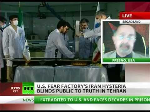 Expired Warning: 'Panic over Iran nuclear threat outdated'