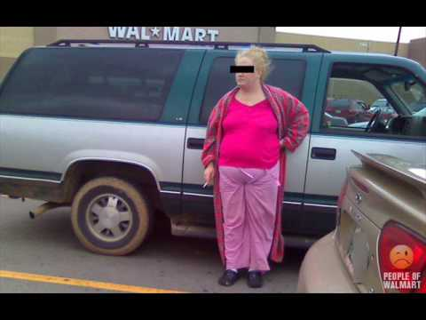 PEOPLE OF WALMART!! FUNNY!