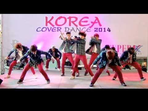 140302 Phoenix cover EXO - Dubstep Intro + Growl @Esplanade Korea Cover Dance 2014 (Audition)