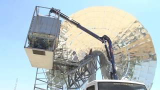 Energia: E' Made in Italy il primo disco solare al mondo con microturbina ad aria