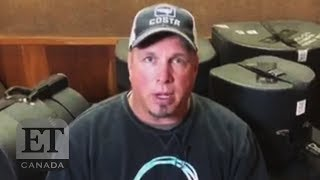 Garth Brooks Responds To Michael Ketterer's Arrest