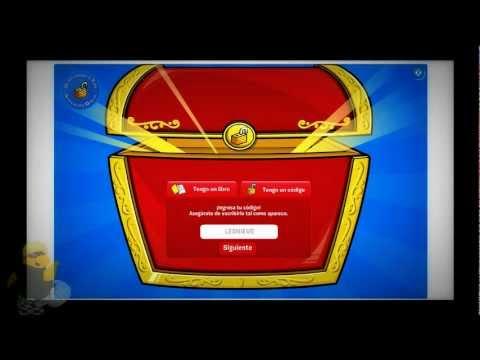 Club Penguin - 1,500 Monedas - ( Febrero 2013 )