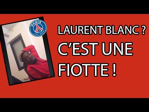 """Periscope Aurier """"Laurent Blanc est une fiotte"""""""