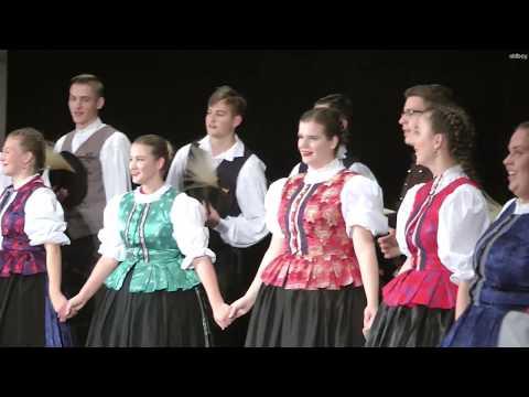 Kapuvár Néptáncegyüttes - Gagybátori táncok