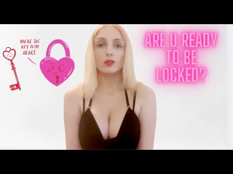 Locked in long term chastity 101