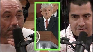 Joe Rogan| Mexican President Says Amnesty for the Cartels?? w/Ed Calderon