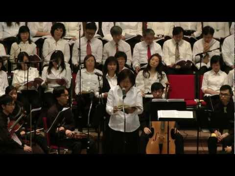 2012 Messiah SCAC_13 Then shall the eyes of the blind 瞎子得見 chuweb