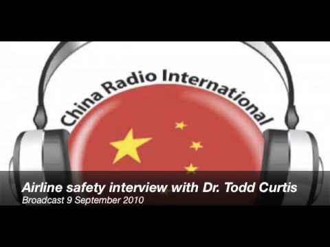 China Radio International Intreview from September 2010