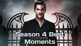 Lucifer Best Moments | Season 4 | Part - 1 | BackFire Studio