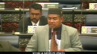 YB PAS Kuala Nerus Tegur YB PAN Parit Buntar Kerana Mengelirukan