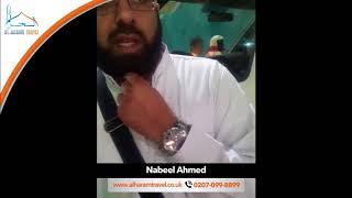 Alharam Travel - Customers Trust On Hajj/Umrah Services