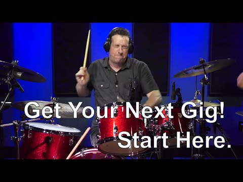 Jim Riley - Creating Grooves That Work (FULL DRUM LESSON)