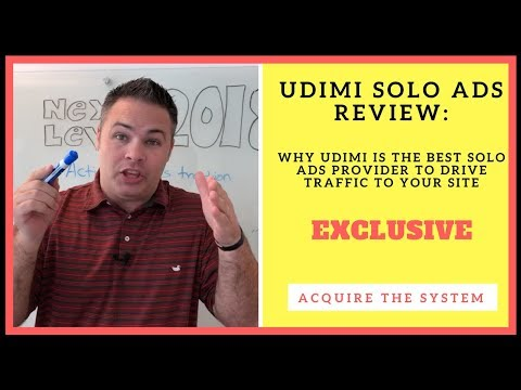 Udimi Solo Ads Review: Why Udimi Is The Best Solo Ads Provider To Drive Traffic To Your SIte