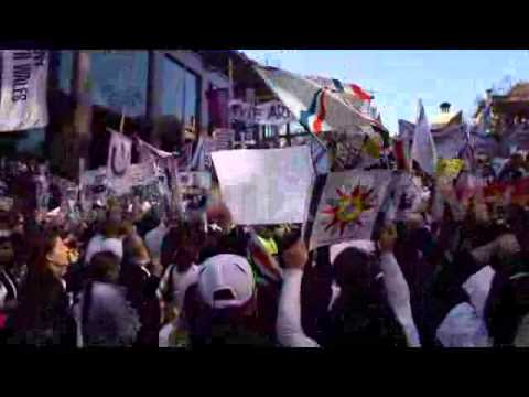 Christians march in Sydney against genocide by ISIS in Iraq & Syria