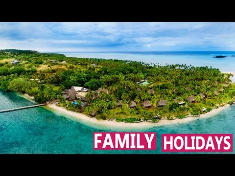 Family Holidays | Best Fiji Island Resorts For Family Vacations | Jean Michel Cousteau