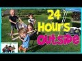 24 Hours Outside! / That YouTub3 Family