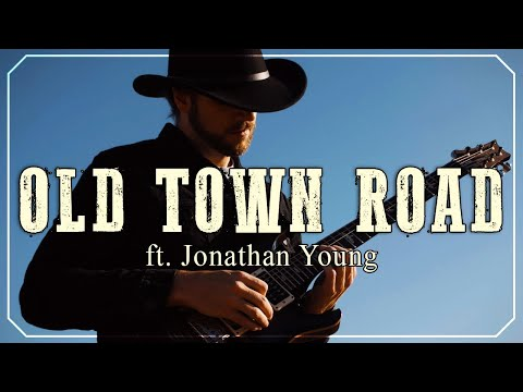 Old Town Road (Lil Nas X & Billy Ray Cyrus) || Cover by RichaadEB & Jonathan Young