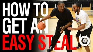 HOW TO GET AN EASY STEAL