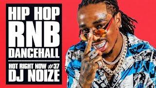 🔥 Hot Right Now #37 |Urban Club Mix April 2019 | New Hip Hop R&B Rap Dancehall Songs|DJ Noize