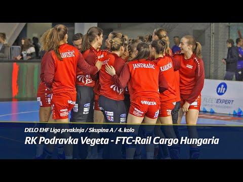 RK Podravka Vegeta - FTC-Rail Cargo Hungaria