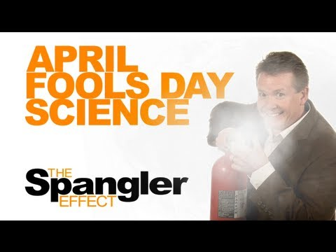 The Spangler Effect - April Fools Day Science! Season 01 Episode 09