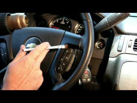 Steering Wheel Laminate Installation video