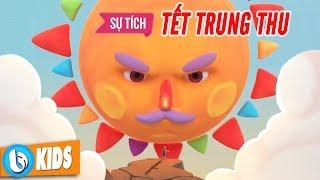 SỰ TÍCH TẾT TRUNG THU - Đầu Tiên Của Việt Nam - Phim Hoạt Hình 3D Hay 2018