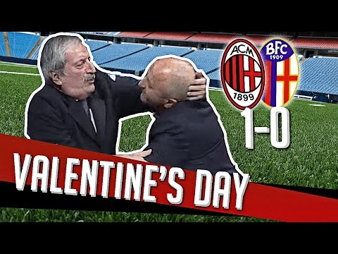 DS 7Gold - (MILAN BOLOGNA 1 0) Valentine's Day